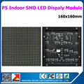 P5 Indoor 160x160mm rgb led panel wholesale led dot matrix display module p5 indoor rgb 32*32 1/8scan led panel full color