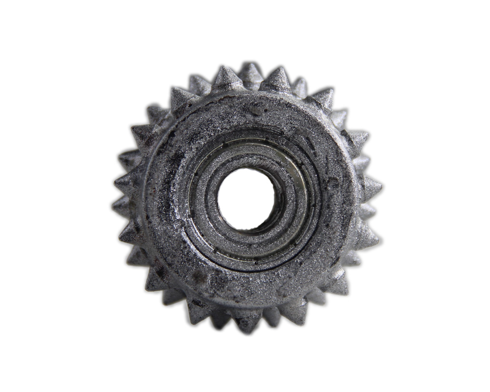 Abrasive Tools Solo Bush Hammer Wheel Diameter 42mm Wide 20mm Grinding Litchi Surface Improve Efficieny Coarse Fine Be Adjusted