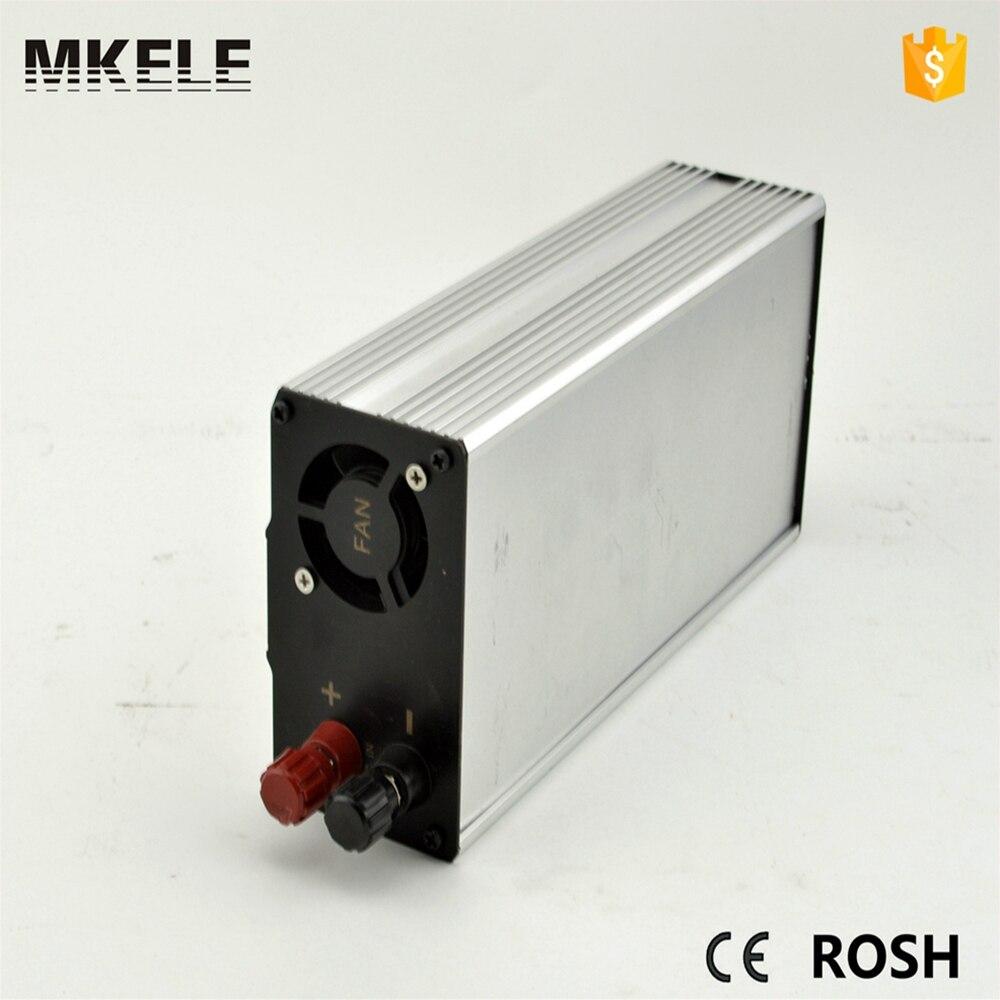 ФОТО MKM800-481G high efficiency modified sine wave power inverter 800 watt 48v dc ac inverter 110vac electric power converter