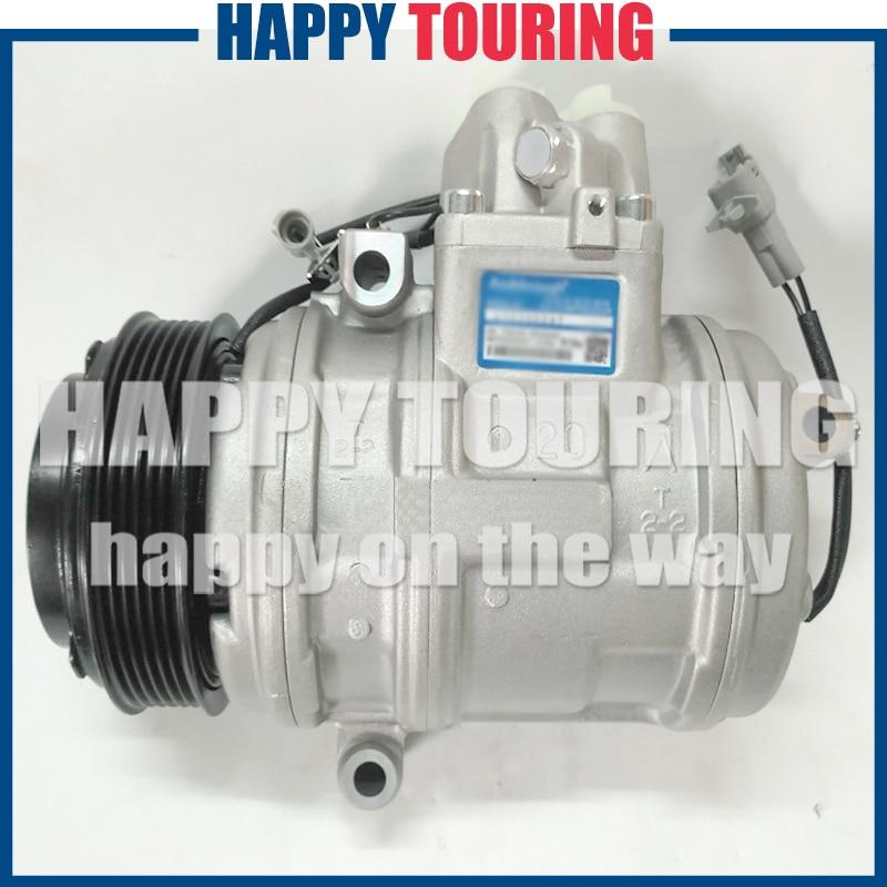 10PA20C compressore ac Per LEXUS LX470 98-07 Per TOYOTA LAND CRUISER 4.7L 88320-60680 88320-60681 4471904450 88310-60851 471-1220