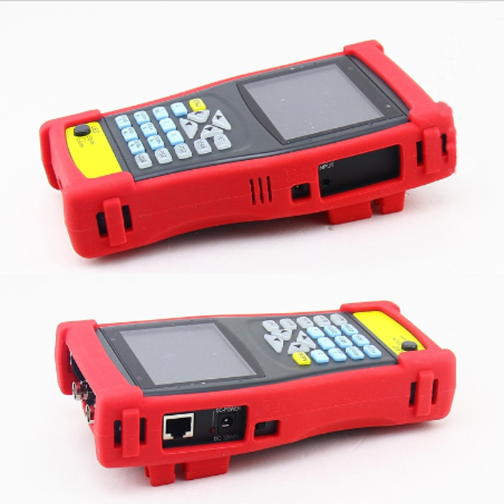 precision!New NF-701 NOYAFA 3.5 inch TFT-LCD Monitor CCTV Security Surveillance Camera Tester Video12V Output High quality