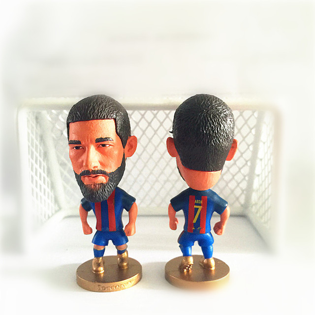 Stand 7 Arda Turan Doll (BC 16-17 Season) Red Blue