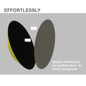 Image 5 - 40 шт. 5 дюймовая наждачная бумага для сухой и влажной шлифовки от 80 до 7000, разные зерна + 1 шт. 5 дюймовый шлифовальный блок для отделки деревянной мебели, шлифовки металла
