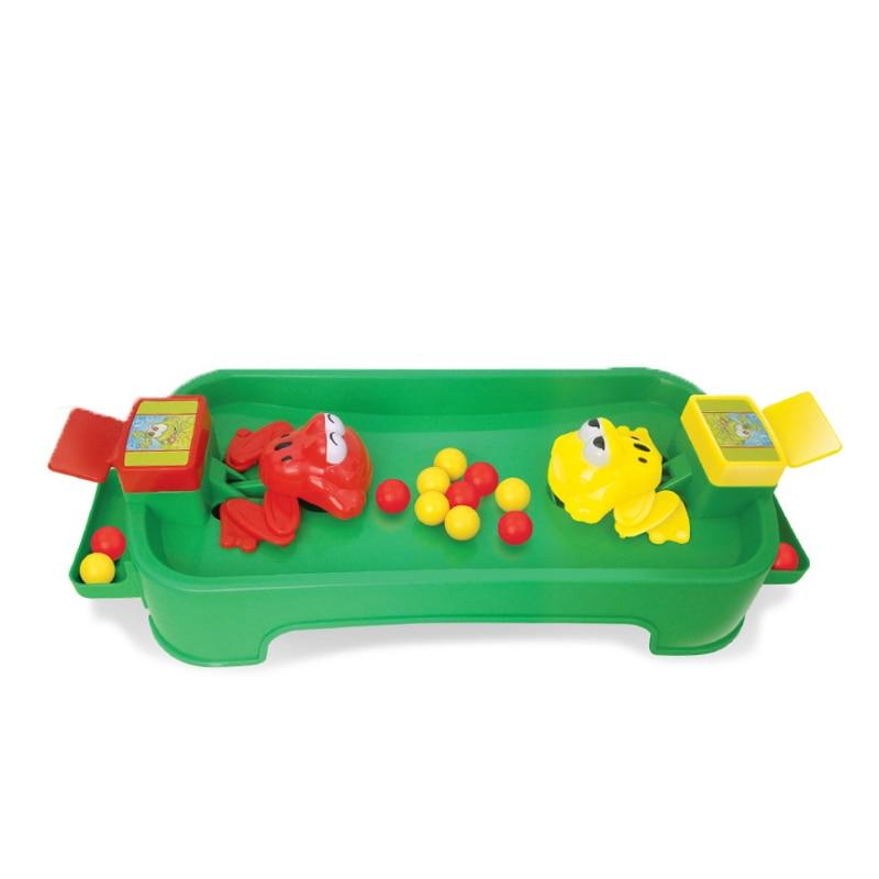 Mini portátil de dedo de padre-hijo disparando aros juguete Familia Diversión juegos de mesa rompecabezas de los niños juguete para fiesta de la familia