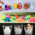 5 pieces Hatching Growing Dinosaur Add Water Grow Dino Egg Cute Children Kid Toys