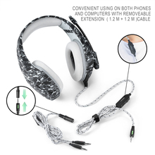 Buy ONIKUMA K1 PS4 Gaming Headset Casque Wired PC Stereo Earphones Headphones with Microphone for New Xbox One/Laptop Tablet directly from merchant!