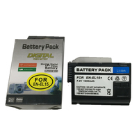 EN EL15 lithium battery pack ENEL15 Digital camera battery ENEL15 For Nikon D600 D610 D600E D800 D800E D810 D7000 D7100 D750