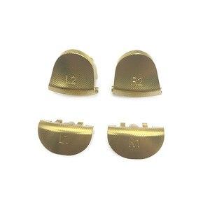 Image 3 - Kim loại Hợp Kim Nhôm L2 R2 Kích Hoạt & L1 R1 Kích Hoạt Nút cho Sony PS4 Bộ Điều Khiển JDS 001 011