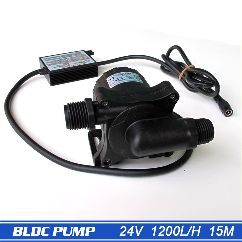 Hot Water Pump 50F-24150S, 1pcs 1560LPH 15M 100 degree, Submersible, for Solar Water Heater, Solar Swimming Pool