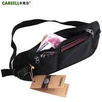 CAREELL Waterproof Waist Bag Running Bag A Case For Phone Running Belt Sports Bag Sport Bags
