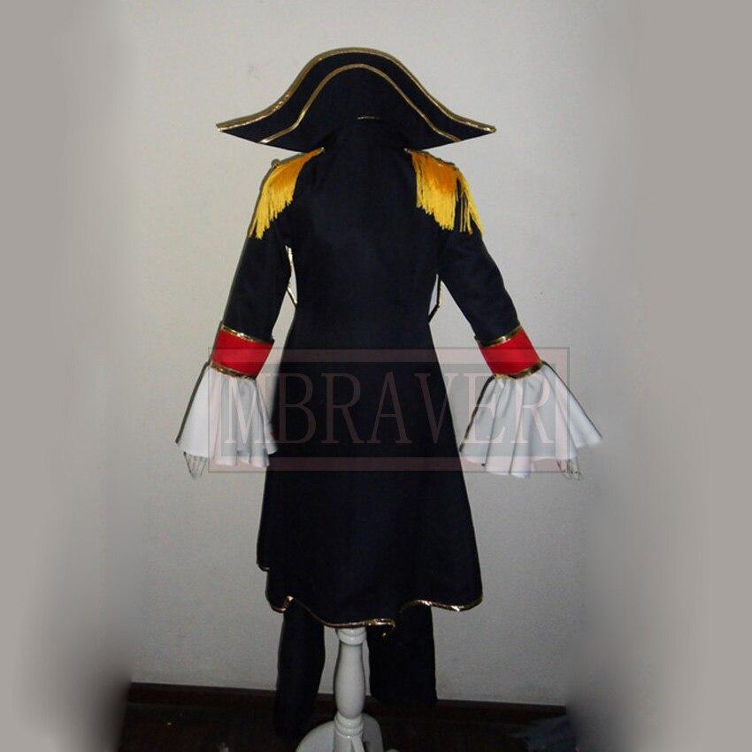 the bounty hunter cowgirl miss fortune cosplay costume anime custom