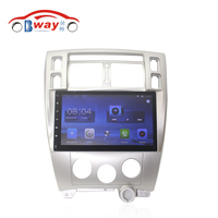 Free Shipping 10 2 Android 6 0 1 Car DVD Player For Hyundai Tucson 2006 2013
