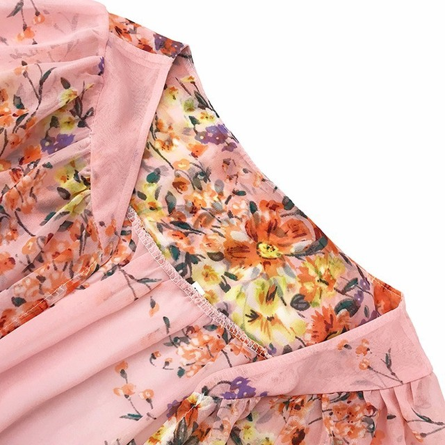 ENXI Female Blouse Plus Size Women's Cardigan Clothes For Pregnant Women Floral Shirts Tops For Maternity Femininas Clothing 3