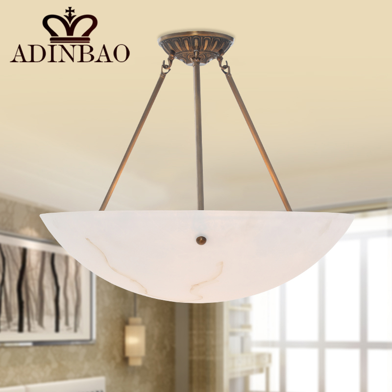 ФОТО Hot sale Modern style Copper Glass pendent light ceiling lamp for bedroom 8014-400