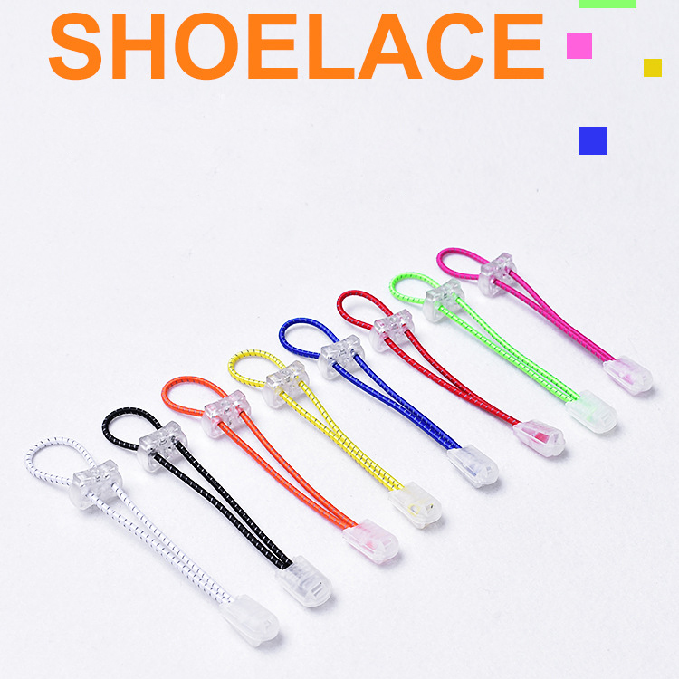 Shoelaces Ingenious Eabxz 110cm Shoelaces Unsiex No Tie Locking Round Shoelaces Elastic Shoelace Sneaks Shoe Laces Fit Strap For Boys And Girls To Have A Unique National Style Shoes