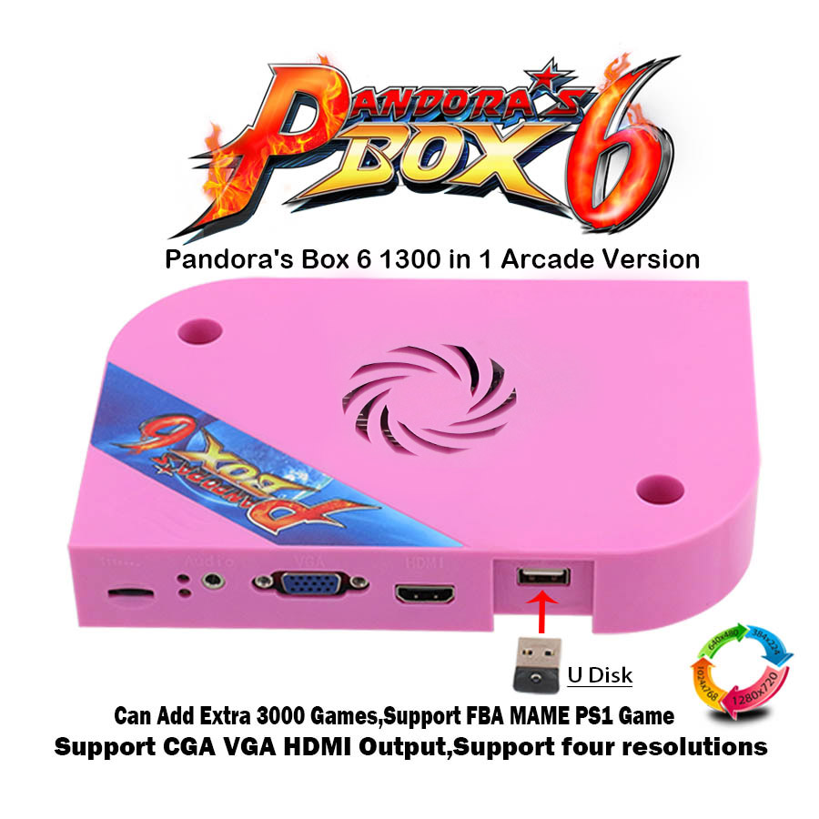 original Pandoras box 6 Pandora Box 6 1300 in 1 Arcade Game Cartridge Jamma Multi Game Board With CGA VGA HDMI OUTPUT Qualityoriginal Pandoras box 6 Pandora Box 6 1300 in 1 Arcade Game Cartridge Jamma Multi Game Board With CGA VGA HDMI OUTPUT Quality