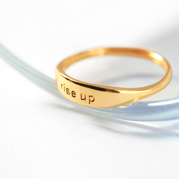 Custom Engraved Name rings for men laser letter rings Personalized  Gold Name Ring In Stainless Steel women ring Christmas Gifts