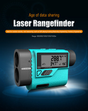 PF3S Golf Laser Rangefinder Telescope 600m Laser Distance Meter Golf hunting Laser Range Finder