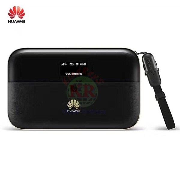 Débloqué Huawei E5885 300 mbps cat6 4g wifi routeur 4g mifi dongle rj45 usb port batterie 6400 mAh WiFi Mobile PRO 2 pk R5786 e5771 - 5