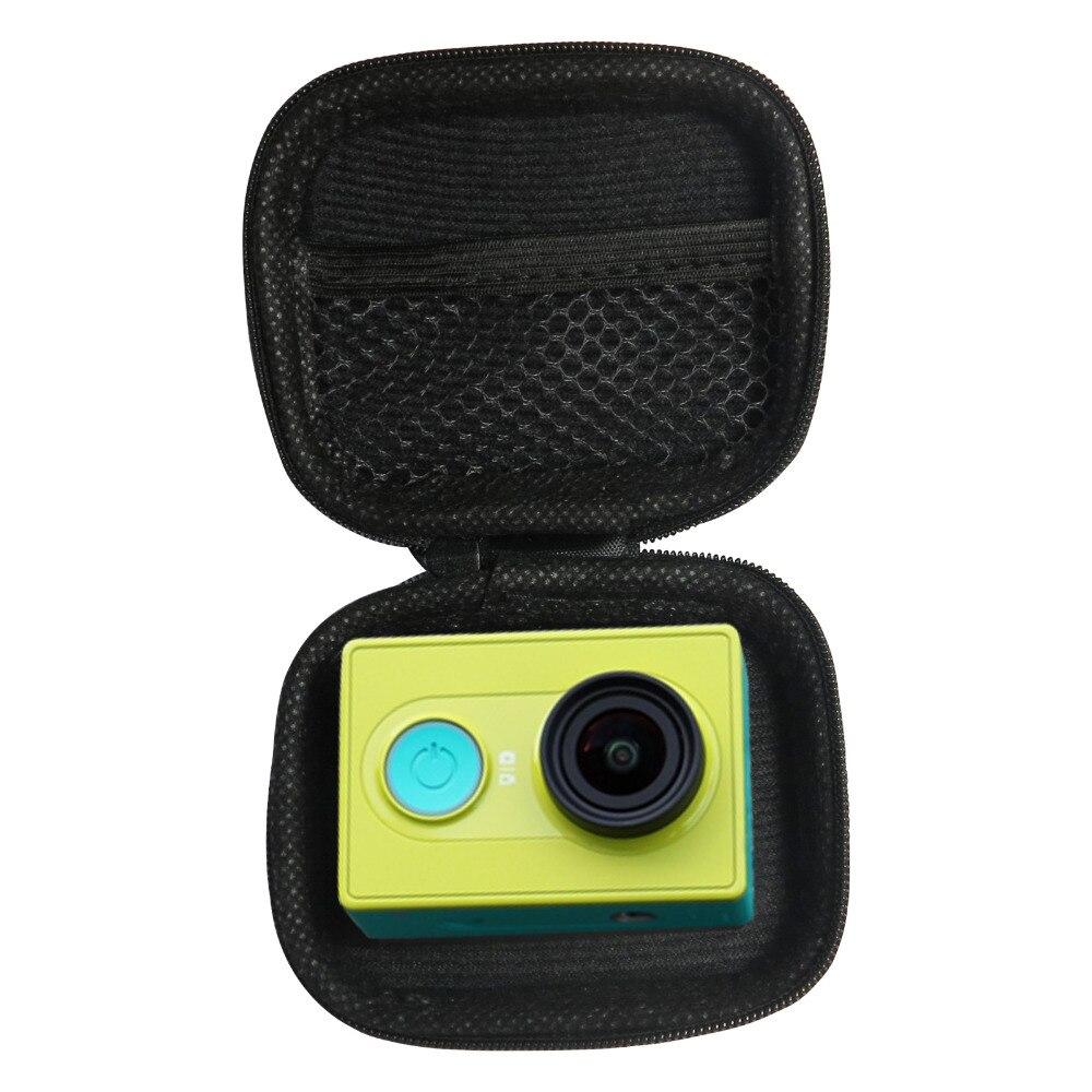 Portable Mini Box Xiaoyi Bag Black font b Camera b font Case For Xiaomi Yi 4K