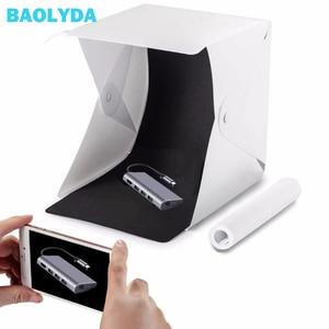 Baolyda 30cm mini Folding Lightbox Photo
