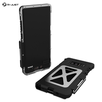 R Just Case For Samsung Galaxy Note 8 6 3 Inch Armor King Steel Metal Shockproof
