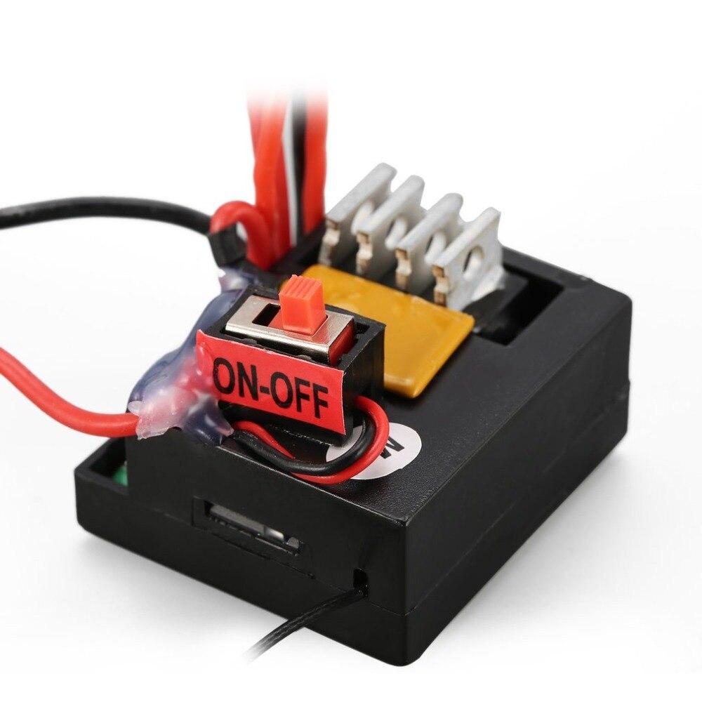 1/18 RC Car Receiver/ESC A949-56 Part for Wltoys Off-road Buggy A949 A959 A969 A979 K929 Spare Parts Accessory Components