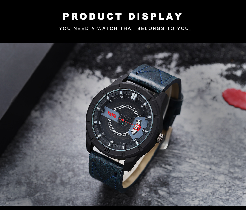 HTB1pR0FaijrK1RjSsplq6xHmVXaM 2019 Best Top Luxury Brand Mens Watches Waterproof
