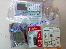 무료 배송 50 khz cnc 4 축 오프라인 컨트롤러 브레이크 아웃 보드 조각 기계 제어 시스템 카드 SMC4 4 16A16B