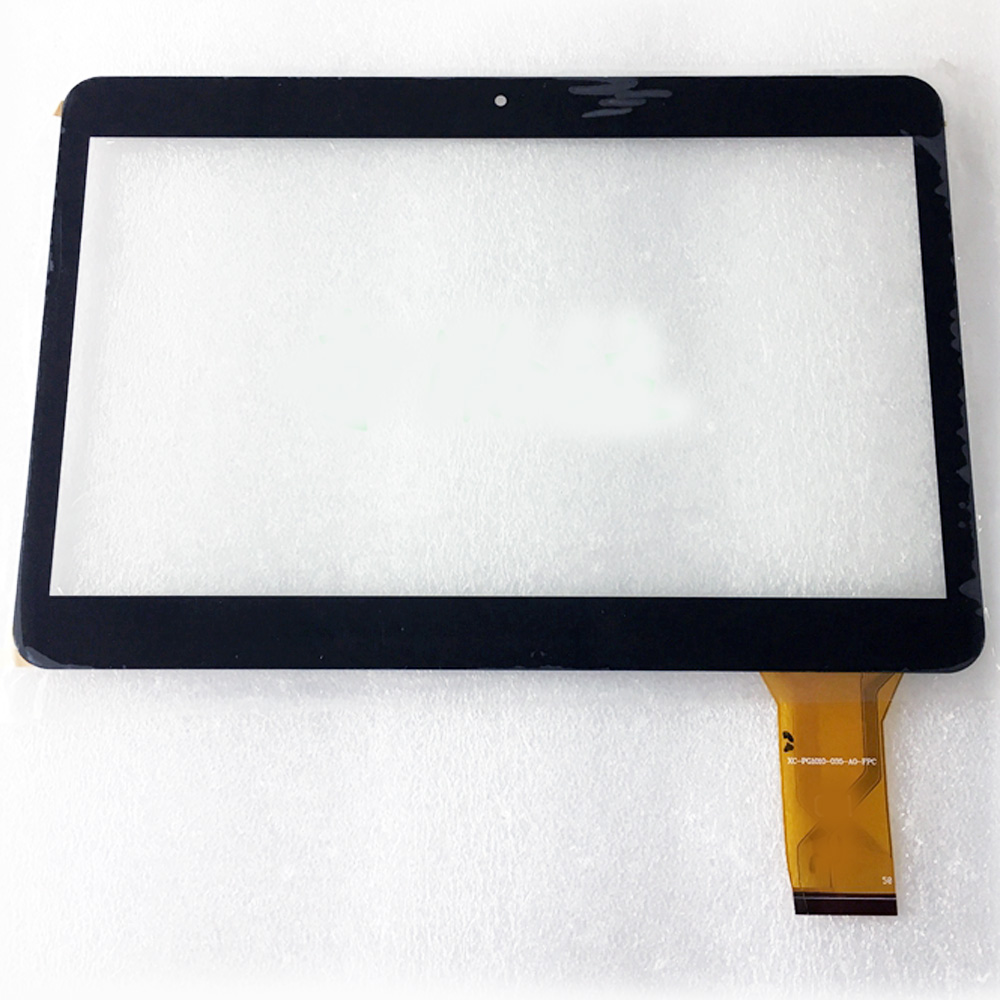 New 10 1 Capacitive Touch Screen Digitizer XC PG1010 035 A0 FPC for Tablet External Panel