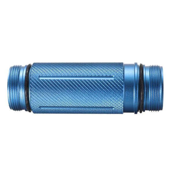 Jiguoor Grau Aero aluminu Corpo Corpo Do Tubo Acessórios Astrolux S41/S42/S1/BLF A6 CONDUZIU A Luz de Iluminação lâmpada Lanterna Tocha 18650