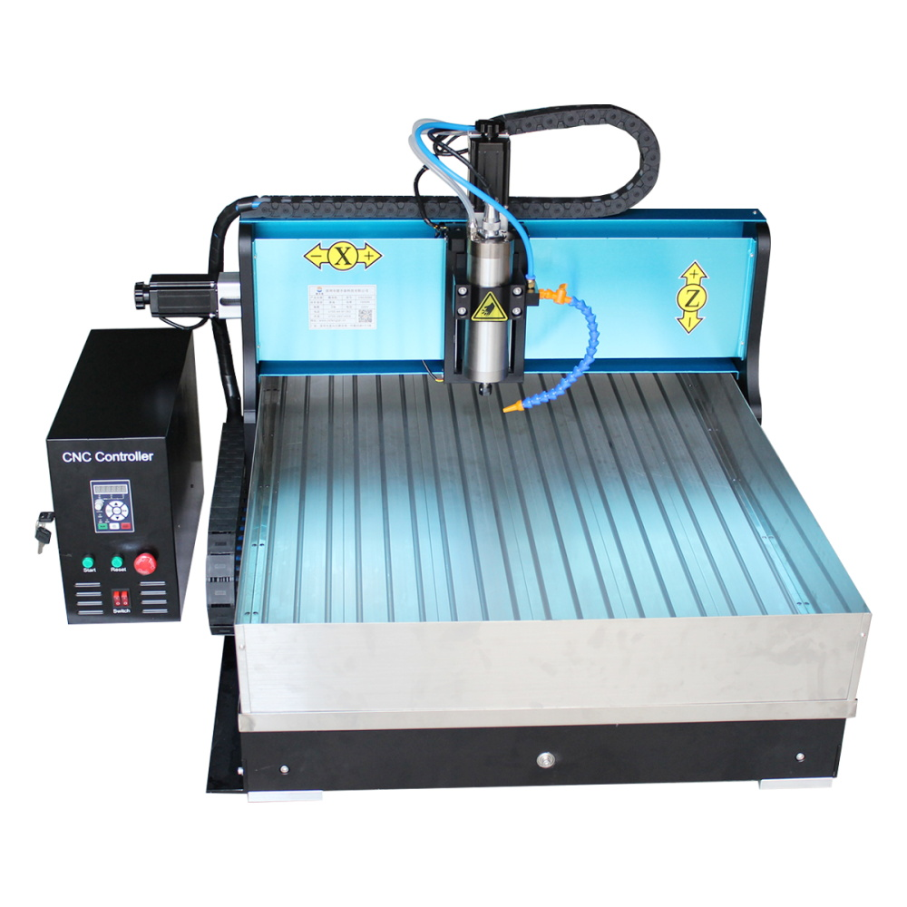 Free DHL JFT Industrial Precision Engraving Machine C6040 Axis 1500W CNC Router with Parallel Port Hot Sale Cutting Machine