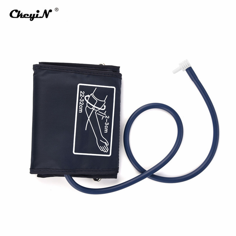 Single Tube Cuff for Upper Arm Blood Pressure Meter 22-32/48cm Cuff for Digital Blood Pressure Monitor Sphygmomanometer Band 31Single Tube Cuff for Upper Arm Blood Pressure Meter 22-32/48cm Cuff for Digital Blood Pressure Monitor Sphygmomanometer Band 31