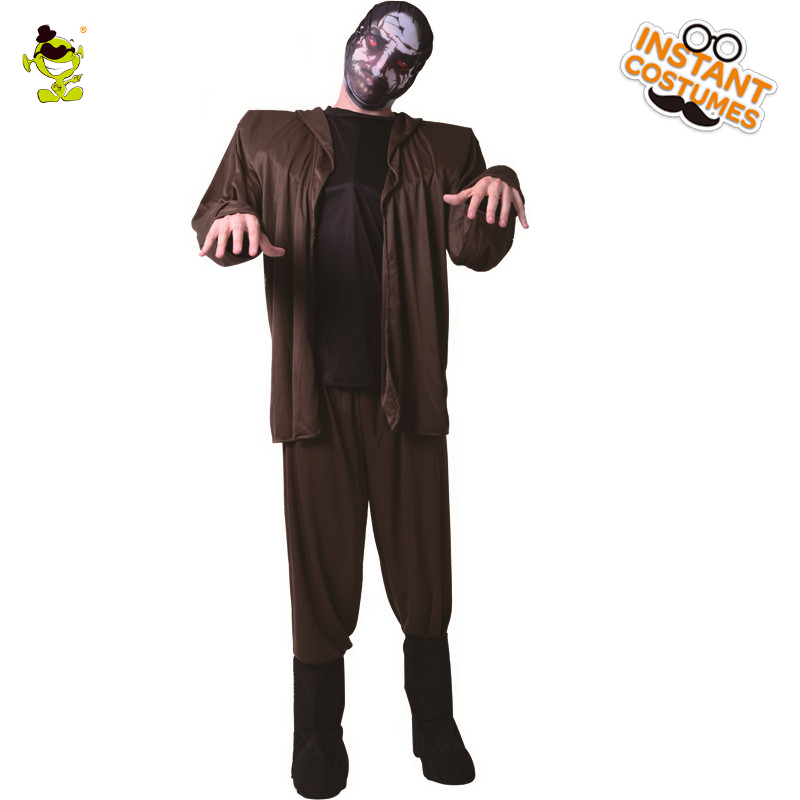 313cb25f2 Adult men zombie devil costume Halloween cosplay party special events  Masquerade party scary ghost zombie role play costumes