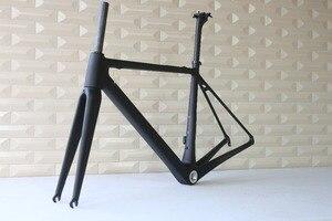Image 3 - Cadre de vélo de route tout en Fiber de carbone T1000, tailles 48,50,52,54,56, 58 et 60cm, FM066