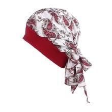 Elegant Long Turban Headscarf