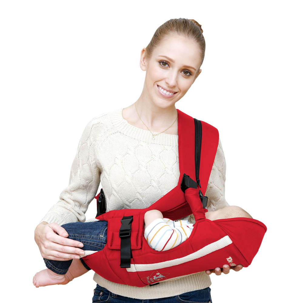Ergonomic Baby Carrier 360 Backpack Baby Wrap Sling