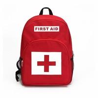 Рюкзак для первой помощи  водонепроницаемая большая пустая сумка для улицы  походов  путешествий  дома  автомобиля  аварийное лечение  аптеч...