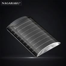 NAGARAKU для наращивания ресниц Кристалл измерительные подушечки Кристалл индивидуальный клей для ресниц Подставка для наращивания накладных ресниц усиление