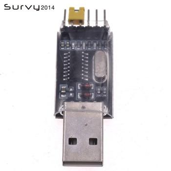 CH340 modulo USB a TTL CH340G aggiornamento scaricare una piccola spazzola di filo di piastra STC microcontrollore scheda USB a seriale
