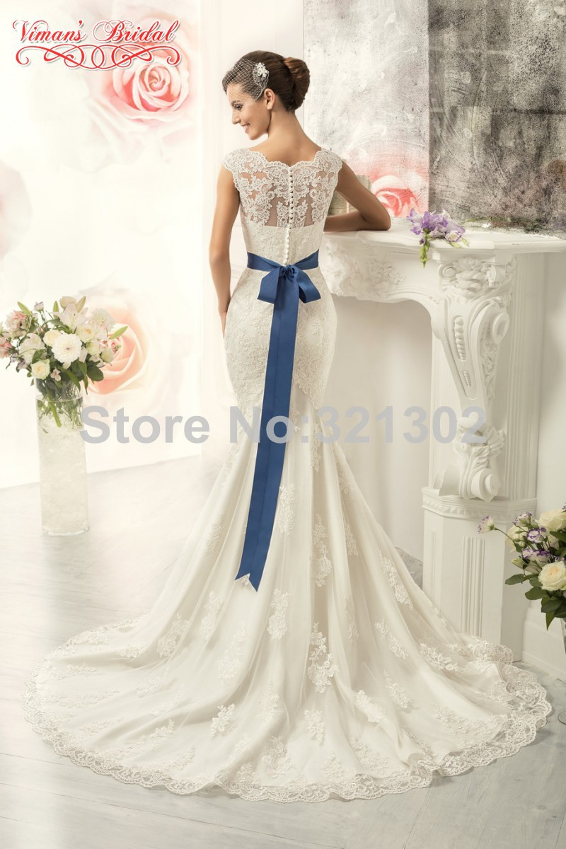 Navy blue sash wedding dresswedding dressesdressesss navy blue sash wedding dress ombrellifo Choice Image