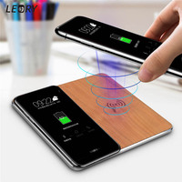 10W Dual Qi Wireless Charger Dock Holder Portable Mobile Phone Charging Pad Stand Station for iPhone X 8 plus For Samsung S8 S9+