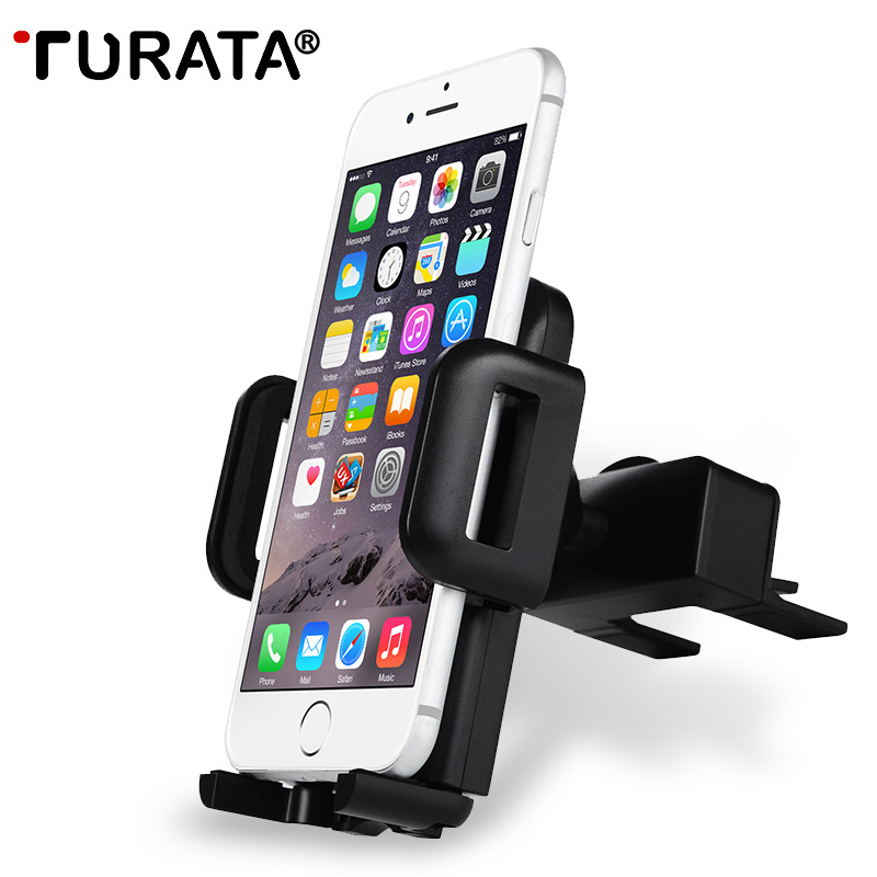 360°Rotation Universal Car Phone Holder Air Vent Mount Stand For Smartphone //GPS