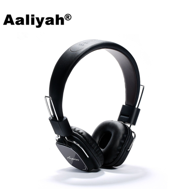 Aaliyah Magic Sound HIFI Music Stereo Headphones Earphone Foldable Handsfree Major Headset with Mic  for iphone Samsung marshall