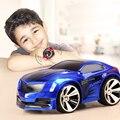 Smart watch comando de voz del coche 2.4g + uv pintura de control remoto 20 metros para los niños