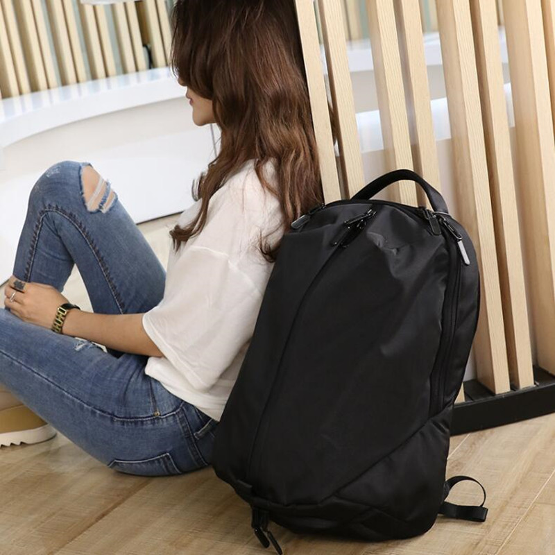 Brand New Women Backpack Large capacity Computer Bag Fashion Black Bags High Quality Travel Rucksack Backpacks ciker new preppy style 4pcs set women printing canvas backpacks high quality school bags mochila rucksack fashion travel bags