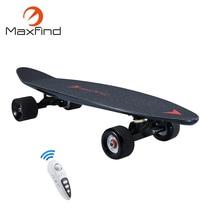 Ny 27 tommer Retro Classic Cruiser Style Skateboard Komplet Deck Plast Mini Skateboard 4 farver til pige og børn gaver