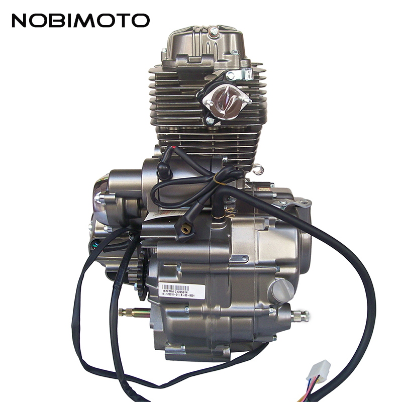 Dirt Bike CG250 Electric Foot Start Engine Fit For Lifan CG250 Foot Start Engine Motor Dirt Bike Three wheeler Motocross FDJ-013 недорго, оригинальная цена