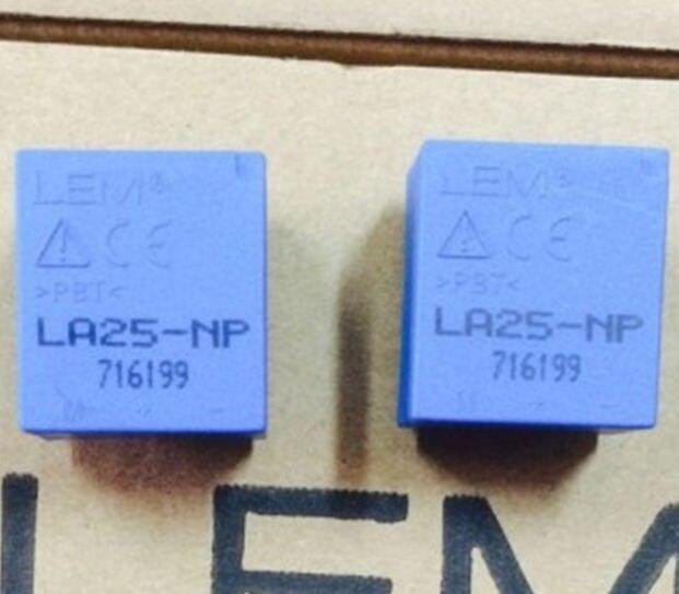 LA25NP Current Transducer LA25-NP SENSOR CURRENT HALL SELECTABLE LA25 NP LA 25-NP