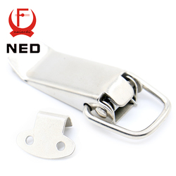 4pc ned j105 hardware cabinet boxes spring loaded latch catch toggle hasp 27 63 iron hasp.jpg 250x250